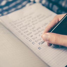 Checkliste für Scrum Master
